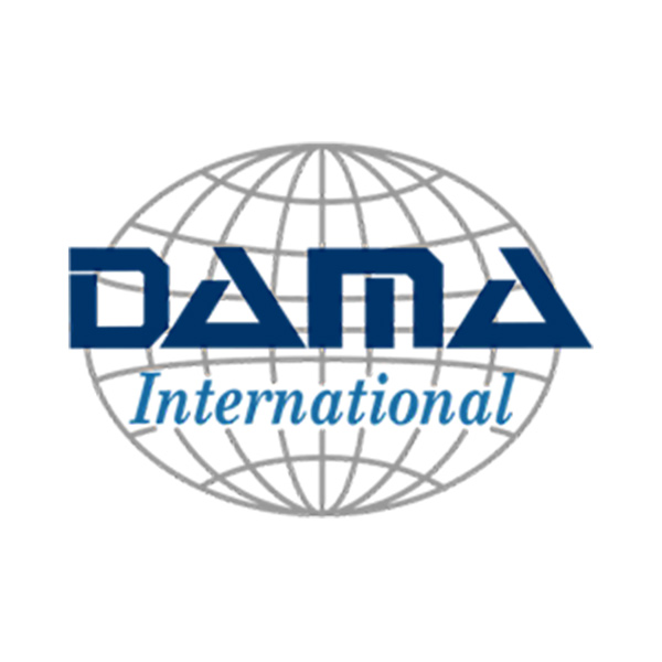 dama international logo